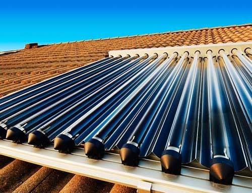 سیستم های سرمایش خورشیدی