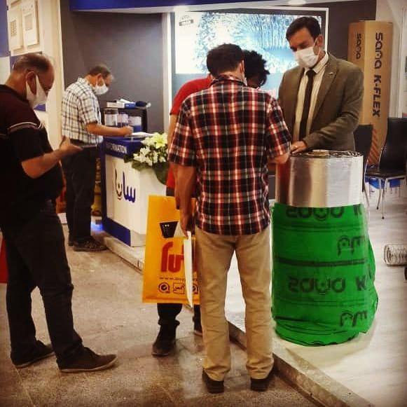نمایشگاه بین المللی حرارتی و برودتی و سیستم های تهویه تبریز